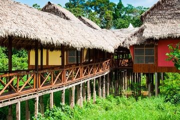 Heliconia Lodge - Bumgalows